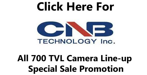 CNB 700 TVL Special Promotion